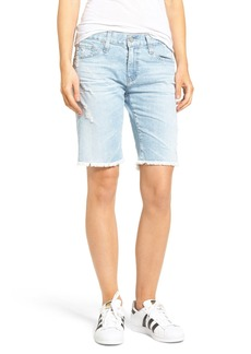 AG The Nikki Denim Bermuda Shorts (24 Year Relief)