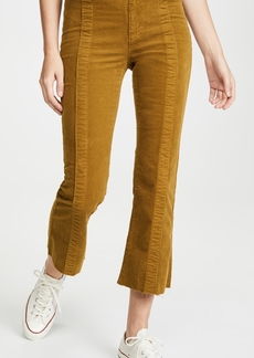 AG Adriano Goldschmied AG The Paneled Quinne Crop Pants