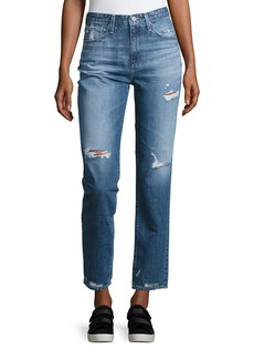 AG The Phoebe Vintage High-Waist Jeans