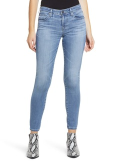 AG Adriano Goldschmied AG The Prima Ankle Cigarette Jeans (Vista)