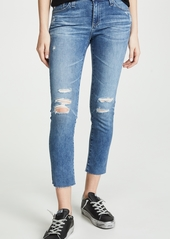 AG Adriano Goldschmied AG The Prima Crop Jeans