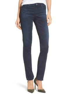 AG 'The Prima' Mid Rise Cigarette Skinny Jeans (Gallant)