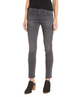 AG 'The Prima' Mid Rise Cigarette Skinny Jeans (Seamless)