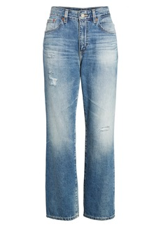 AG Adriano Goldschmied AG The Rhett Vintage High Waist Crop Jeans