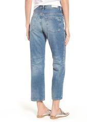 AG Adriano Goldschmied AG The Rhett Vintage High Waist Crop Jeans