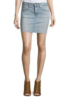 AG The Sandy Denim Skirt