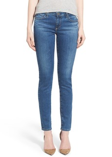 AG 'The Stilt' Cigarette Leg Jeans (Blue Fragment)