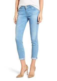 AG The Stilt Crop Skinny Jeans (20 Years Freshwater)