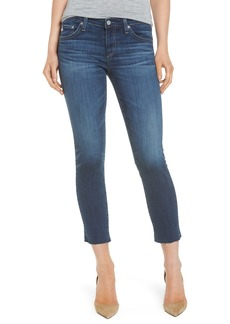 AG The Stilt Crop Skinny Jeans (6 Years Abandoned)