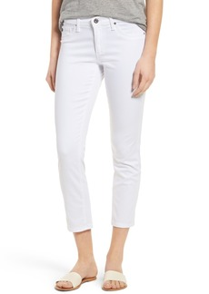 AG The Stilt Crop Skinny Jeans