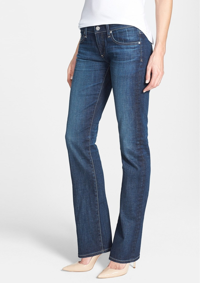 AG Adriano Goldschmied AG 'The Tomboy' Relaxed Straight Leg Jeans (Six Year Compass)
