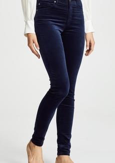 AG Adriano Goldschmied AG The Velvet Farrah Skinny Jeans