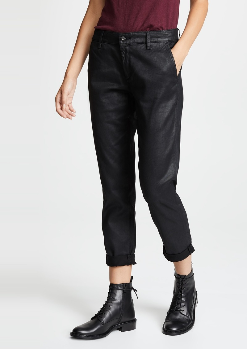 AG Adriano Goldschmied AG The Vintage Leatherette Caden Trousers