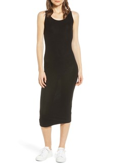 AG Adriano Goldschmied AG Viden Ribbed Tank Dress