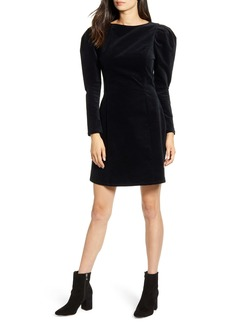 AG Adriano Goldschmied AG Walker Puff Long Sleeve Dress