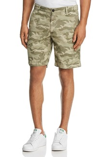 AG Adriano Goldschmied AG Wanderer Camouflage Regular Fit Shorts