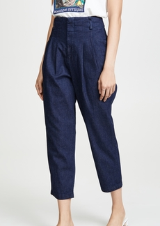 AG Adriano Goldschmied AG Yasmeen Pleated Trousers