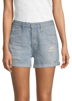 AG Adriano Goldschmied Alex Cut-Off Jean Shorts
