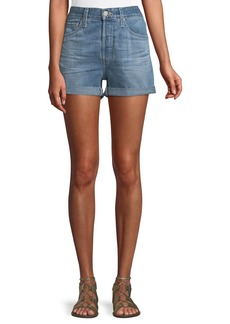 AG Adriano Goldschmied Alex Vintage Boyfriend Shorts