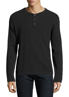 AG Adriano Goldschmied Anders Cotton Henley