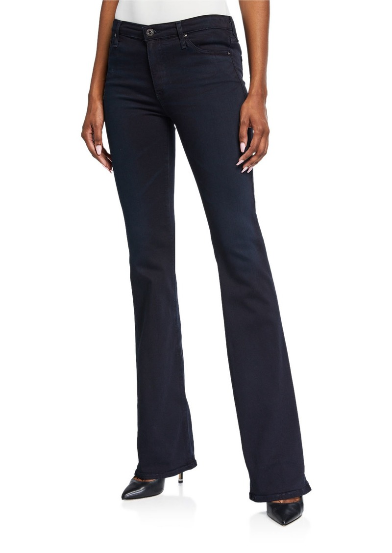 AG Adriano Goldschmied Angel Mid-Rise Boot-cut Jeans