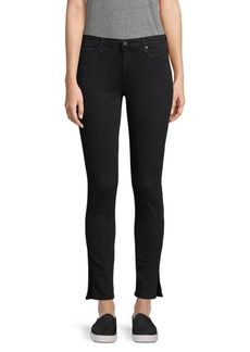 AG Adriano Goldschmied Ankle Slit Leggings