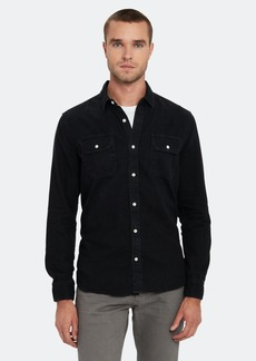 AG Adriano Goldschmied Benning Utility Shirt - XL - Also in: XS, L