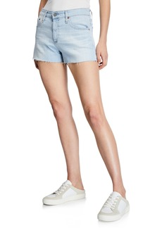 AG Adriano Goldschmied Bryn Ex-Boyfriend Denim Cutoff Shorts