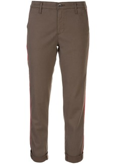AG Adriano Goldschmied Caden cropped trousers