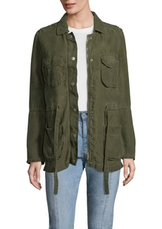 AG Adriano Goldschmied Carell Military Jacket