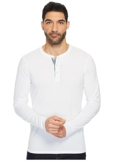 AG Adriano Goldschmied Clyde Long Sleeve Henley
