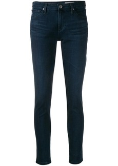 AG Adriano Goldschmied Contour denim jeans