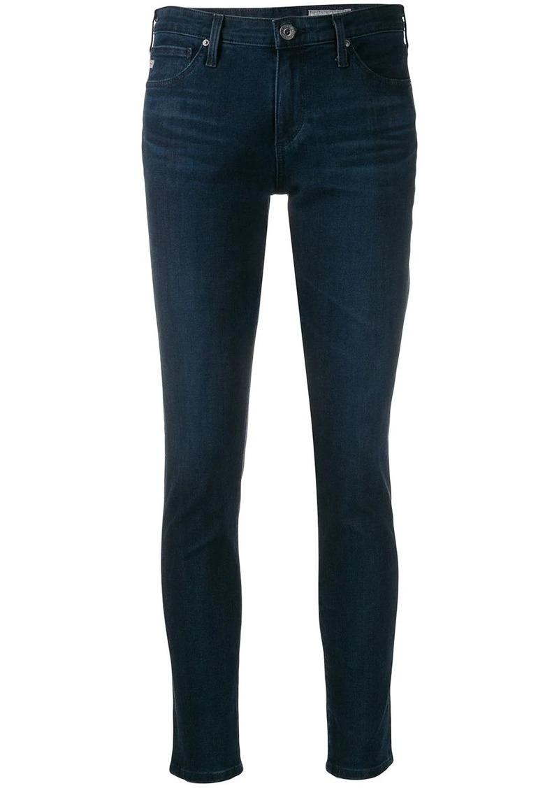 AG Adriano Goldschmied Contour denim jeans