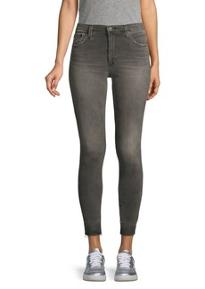 AG Adriano Goldschmied DBD High-Rise Skinny Ankle Jeans