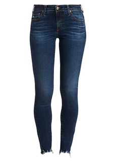 AG Adriano Goldschmied Legging Ankle Mid-Rise Skinny Jeans