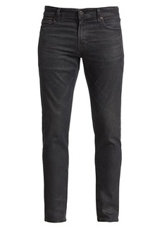 AG Adriano Goldschmied Dylan Skinny-Fit Coated Jeans