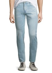 AG Adriano Goldschmied Dylan Slim-Fit Jeans in 28 Years Salt