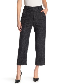 AG Adriano Goldschmied Elvie Twill Knit Pants