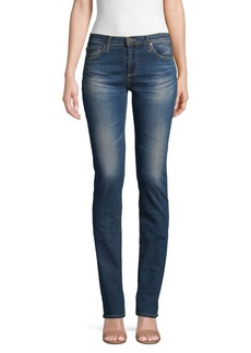 AG Adriano Goldschmied Essential Straight Jeans