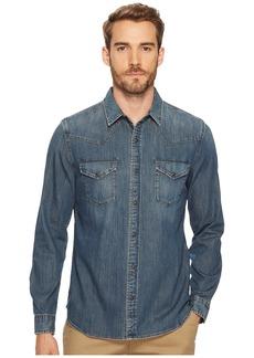AG Adriano Goldschmied Ethan Long Sleeve Denim Shirt