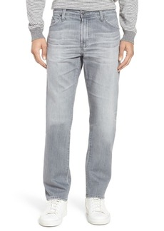 AG Adriano Goldschmied Everett Slim Straight Fit Jeans
