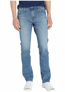 AG Adriano Goldschmied Everett Slim Straight Leg Denim Jeans in Aperture