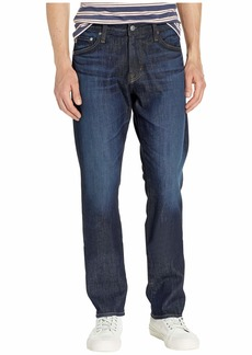AG Adriano Goldschmied Everett Slim Straight Leg Denim Jeans in Free Fall