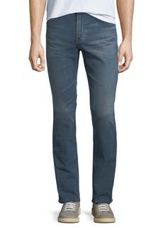 AG Adriano Goldschmied Everett Slim Straight-Leg Jeans