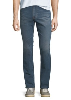 AG Adriano Goldschmied Everett Slim Straight-Leg Jeans