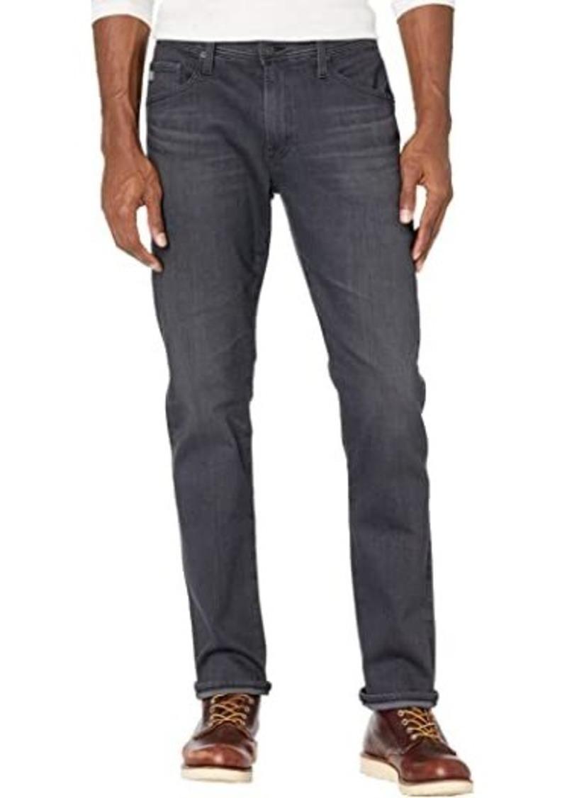 AG Adriano Goldschmied Everett Slim Straight Leg Jeans in 2 Years Bellevue