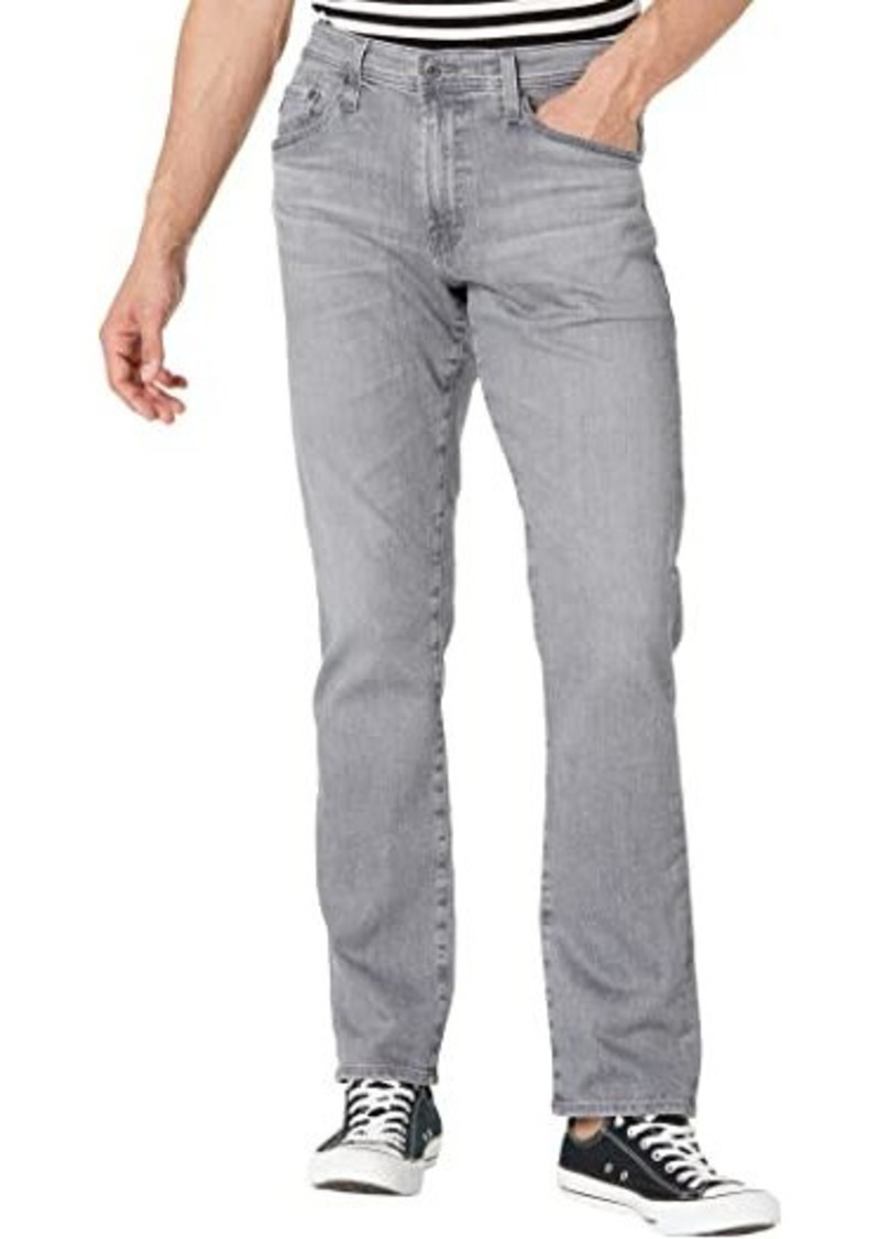 AG Adriano Goldschmied Everett Slim Straight Leg Jeans in Avail