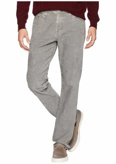 AG Adriano Goldschmied Everett Slim Straight Leg Jeans in Sulfur Autum Fog
