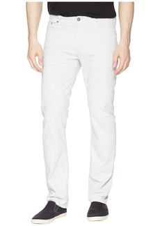 AG Adriano Goldschmied Everett Slim Straight Leg Twill Pants