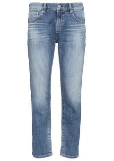 AG Adriano Goldschmied Ex Boyfriend mid-rise slim jeans